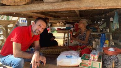Photo of L'intervista – Padre Giovanni Tulino, il Natale in Cambogia
