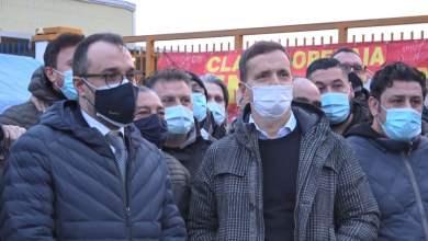 Photo of Castellammare di Stabia – Vescovini incontra i lavoratori della Meridbulloni