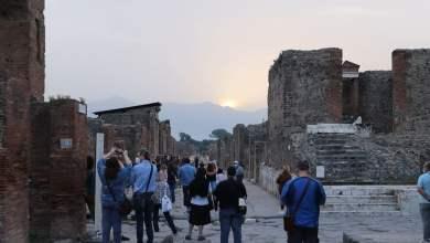 Photo of Pompei – Solstizio d'estate: l'alba nella città antica