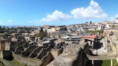 Photo of Ercolano – Parco Archeologico: lavori all'antica spiaggia