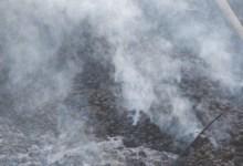 Photo of Saviano, Rogo in Via del Feudo – Bruciano anche rifiuti