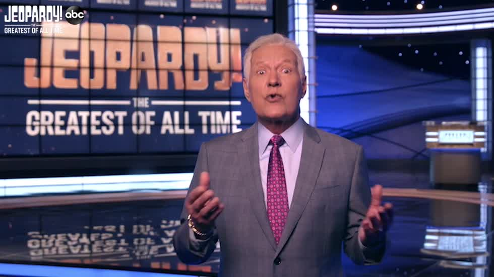 Jeopardy Winners Compete For Greatest Of All Time Title
