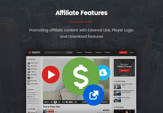 VideoPro - Video WordPress Theme - 29