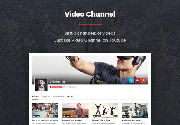 VideoPro - Video WordPress Theme - 17