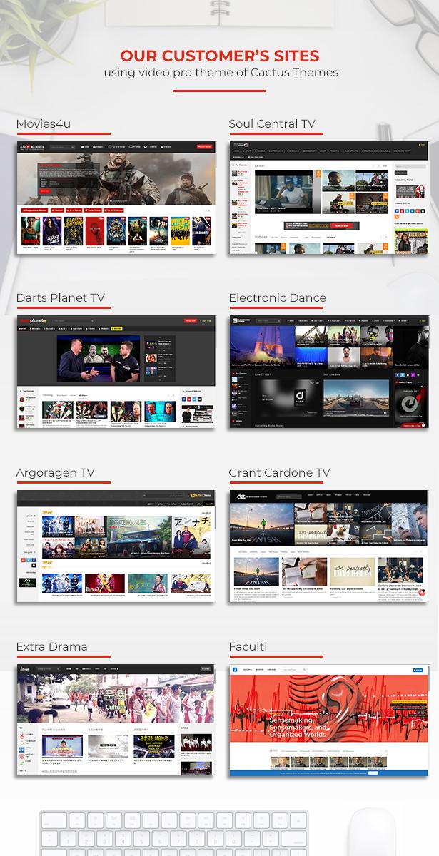 VideoPro - Video WordPress Theme - 7