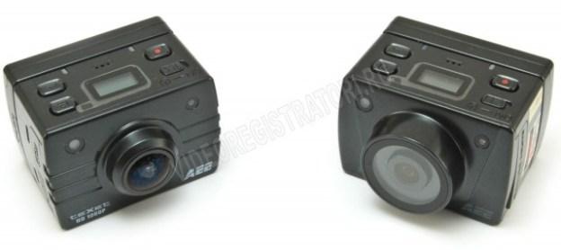 Texet DVR-905S или AEE BlackEye XTR 2