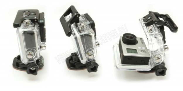 Экшн камеры GoPro HERO3 Black Edition