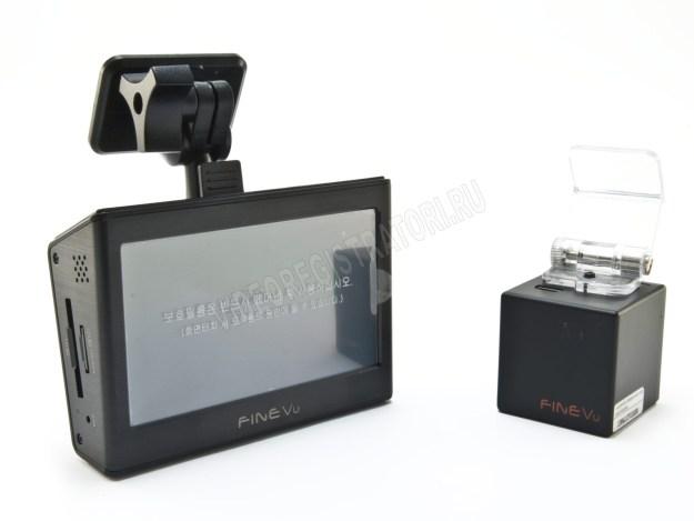 Премиум видеорегистратор FineVu CR-2000S