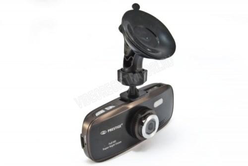 Видеорегистратор Prestige DVR-390 - обзор