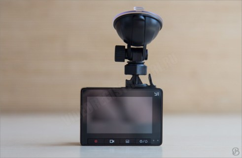 Xiaomi Yi 1080P Car WiFi DVR