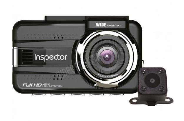 Обзор видеорегистратора Inspector Octopus