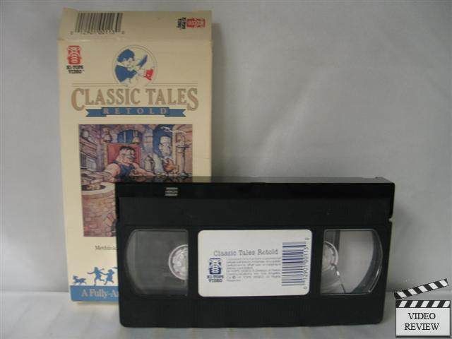 Classic Tales Retold VHS HiTops Video 12901001130  eBay