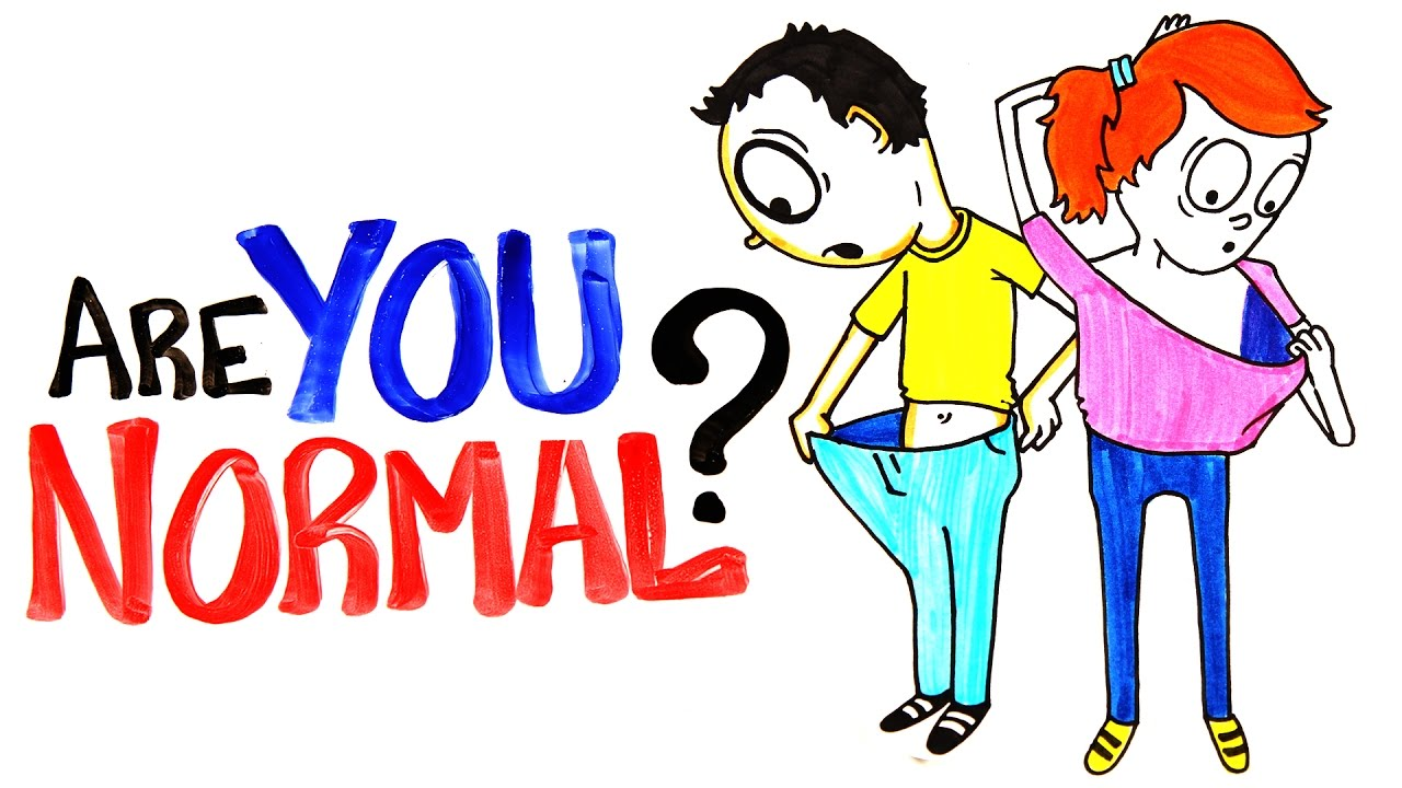 Are You Normal – How Humans are Weird