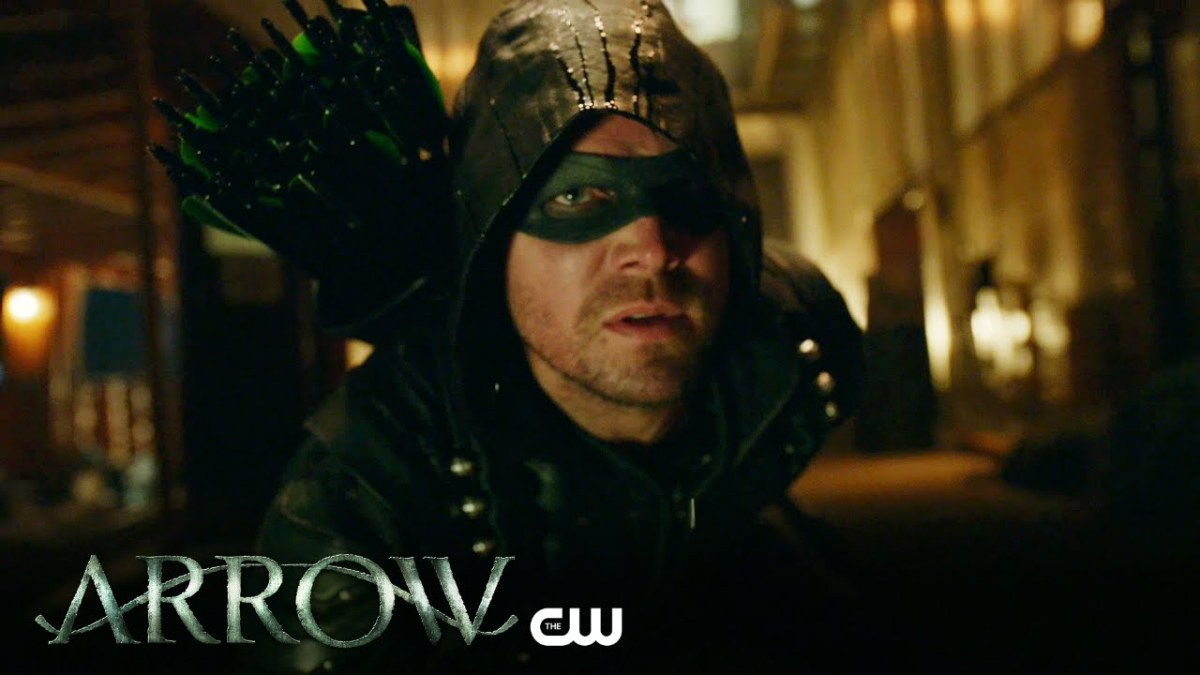 Arrow - Comic-Con ® 2017 Trailer - The CW