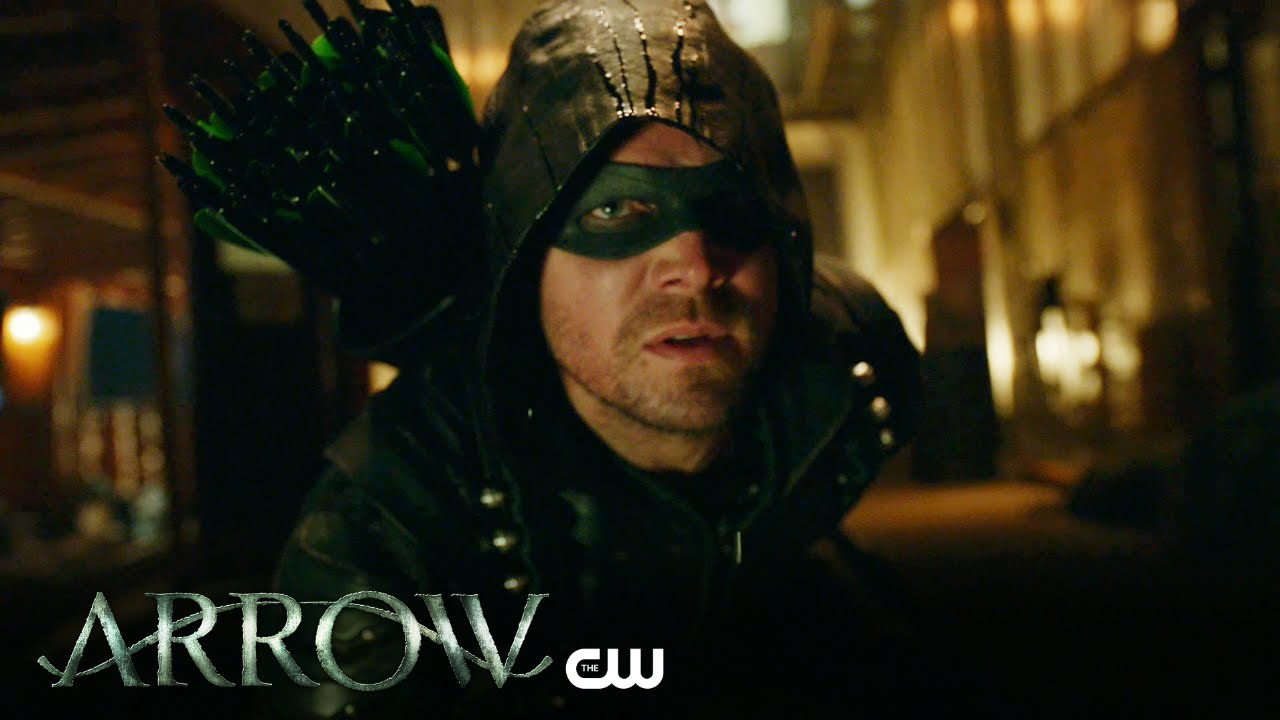 Arrow – Comic-Con ® 2017 Trailer – The CW