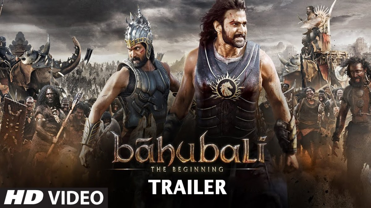 Bahubali - Beginning War Fight Climax Scene - This Movie Looks Crazy!!