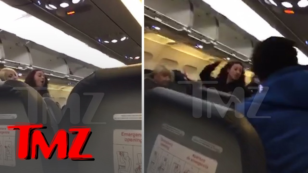 'Cash Me Outside' Girl Danielle Bregoli Punches Airline Passenger, Cops Called | TMZ