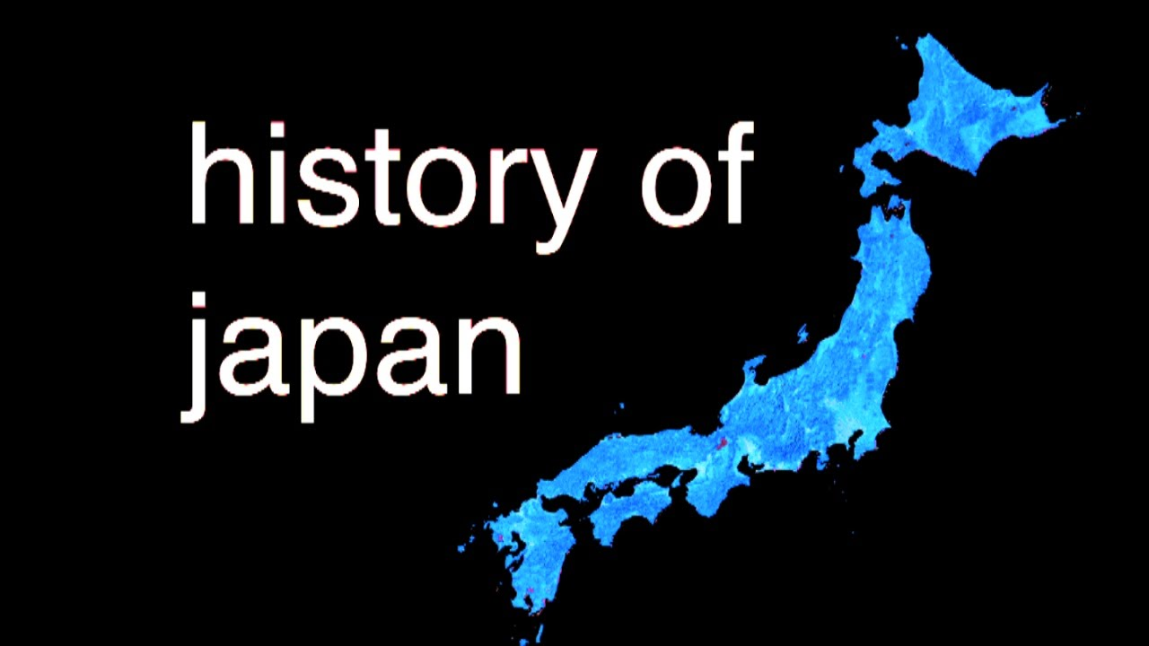 History of Japan – Bill Wurtz History Trip