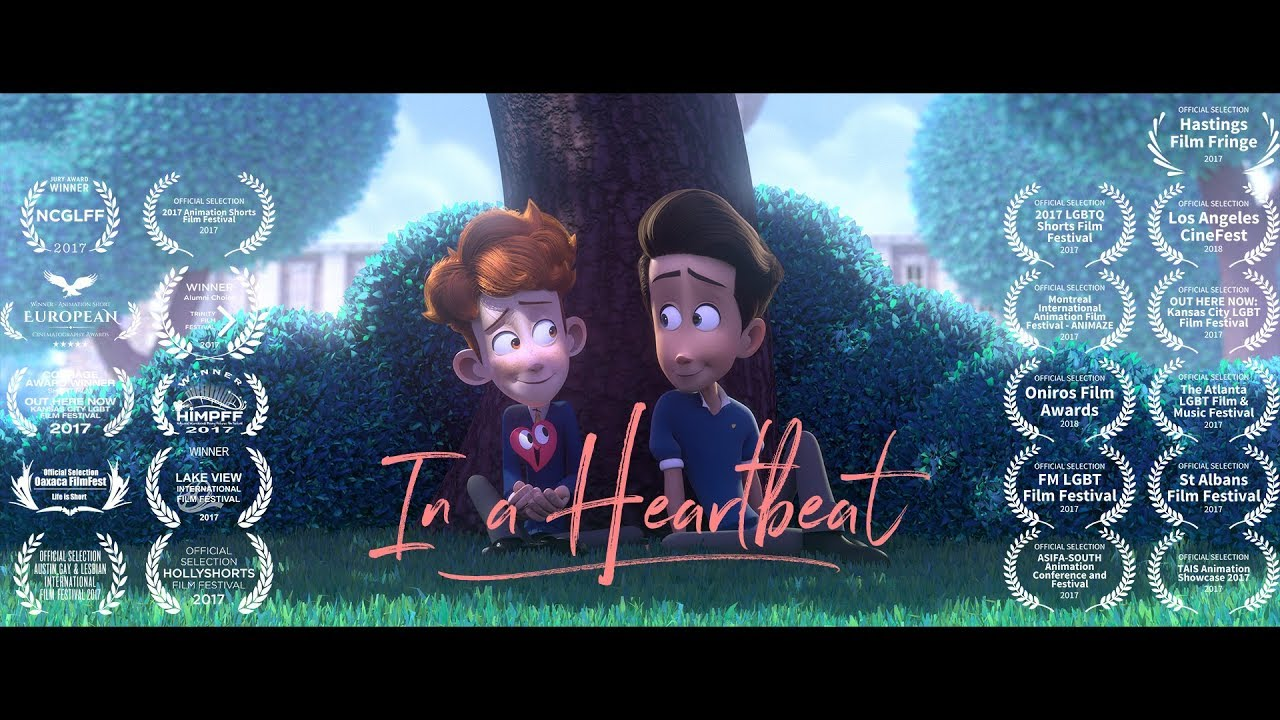In a Heartbeat – Animated Short Film