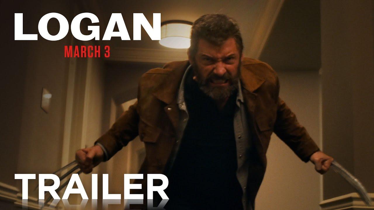 Logan – HD – Official Trailer