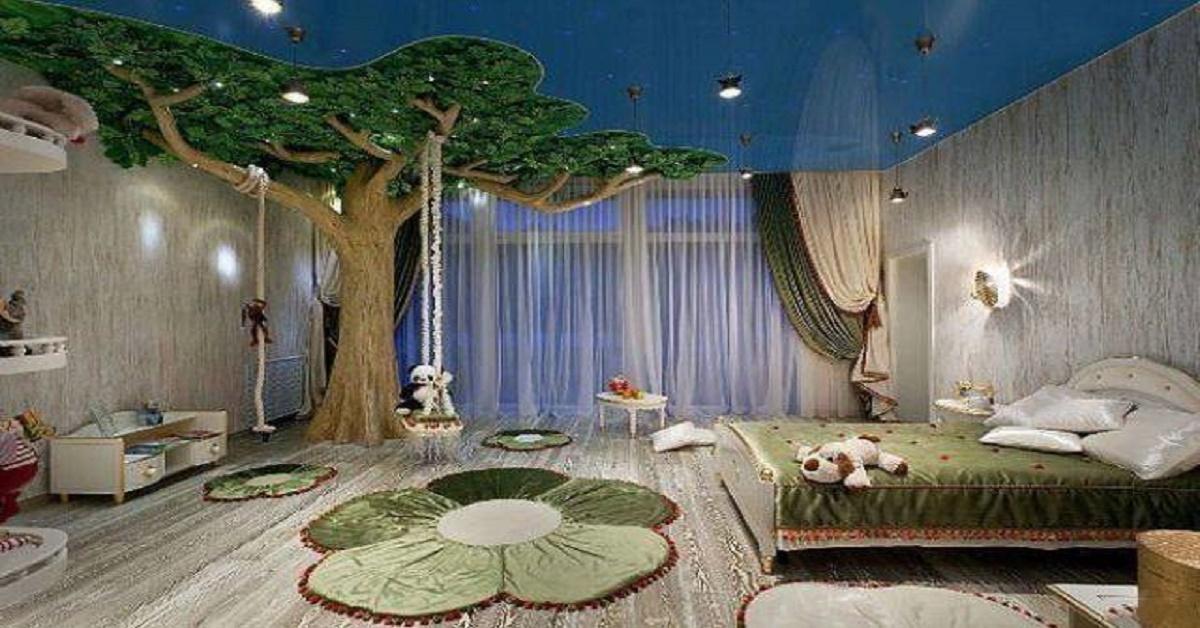 Les plus belles chambres denfants qui vont vous donner envie davoir 5 ans