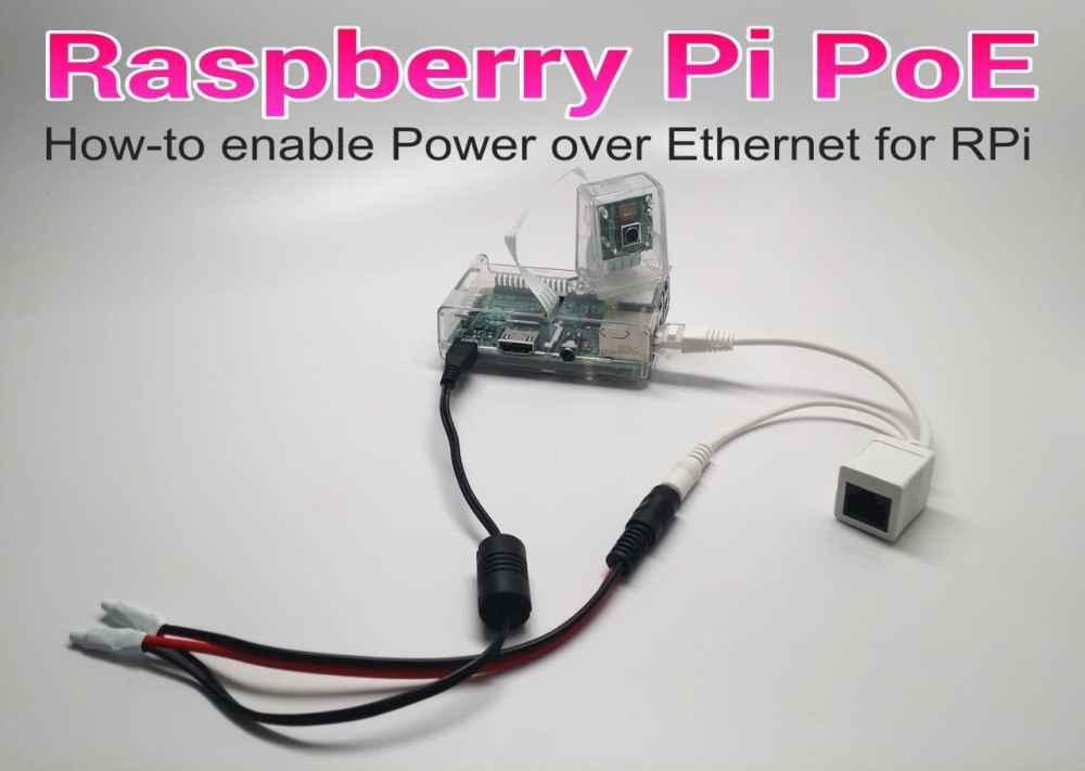 medium resolution of raspberry pi power over ethernet