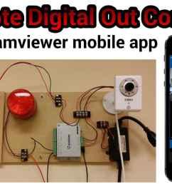 remote sensor controls mobile app [ 1200 x 720 Pixel ]