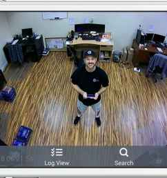 security camera view iphone [ 1500 x 733 Pixel ]