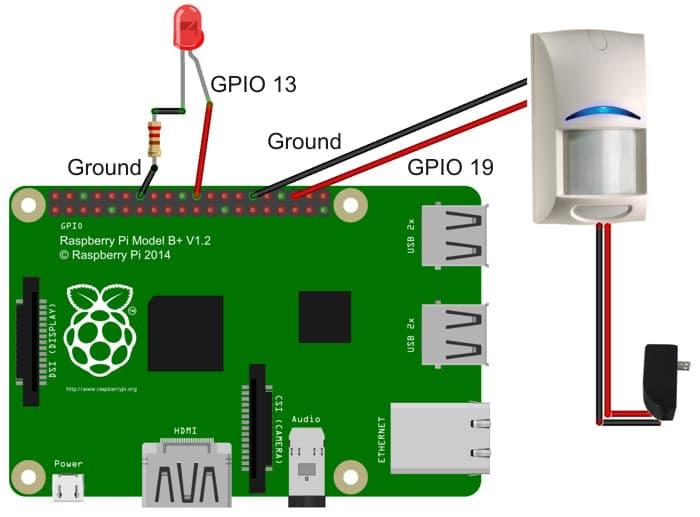 wire pir motion sensor to raspberry pi?resize=665%2C491 honeywell motion sensor wiring diagram wiring diagram honeywell galaxy g2 wiring diagram at gsmportal.co