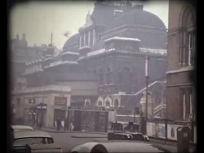 Broad Street 1969 (Copyright Southern Railway Films)
