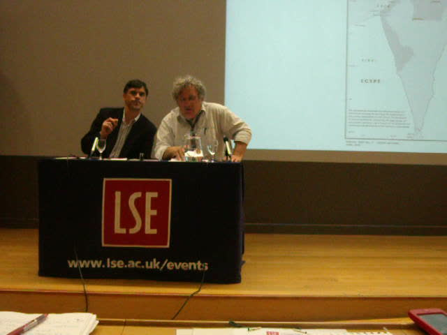 Benny Morris on why the Jews have a right to Israel, LSE, 14 June.