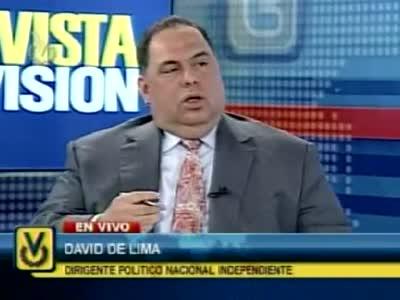 David de Lima dio a conocer plan de gobierno económico de la oposición .mp4