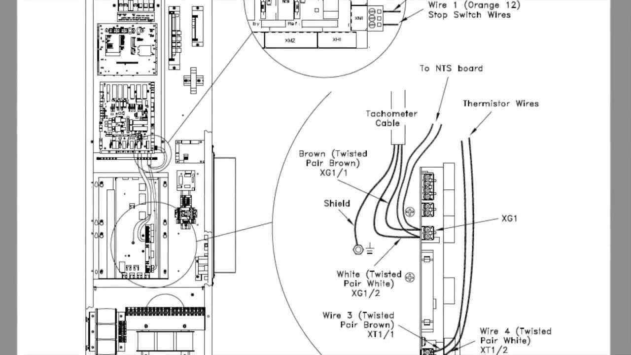 KONE V3F16L Elevator Drive Replacement