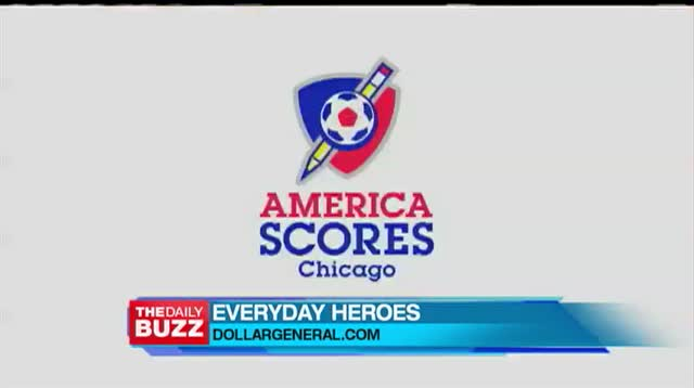 "The Daily Buzz ""Everyday Heroes"""