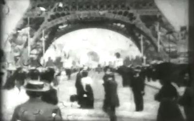 The 1900 Paris Exposition Universelle