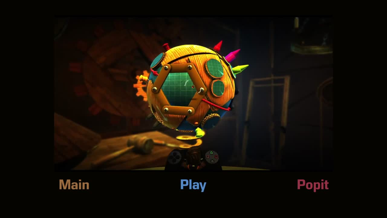 LittleBigPlanet 3 and Beyond: Taking Your Score To Vertical Extremes (GDC 2015 – Pod Menu Music)