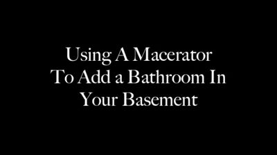 Macerator Project
