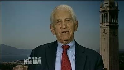 Daniel Ellsberg on Whistleblowing against War Crimes