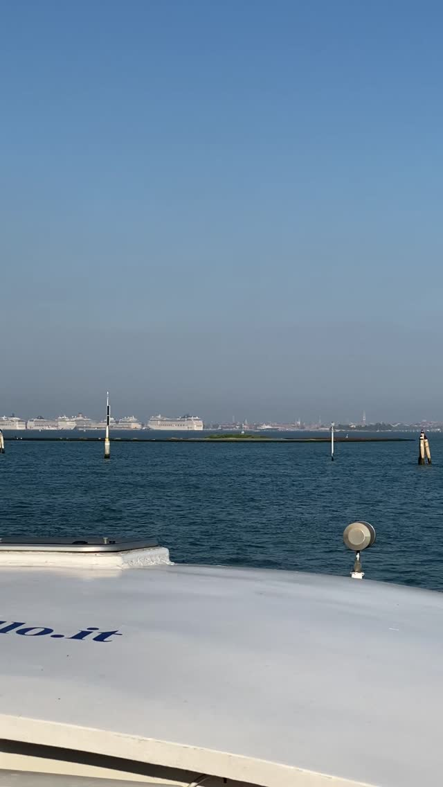 Venice   get back. lauretta!