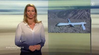 Deutschland Schaltzentrale im weltweiten Drohnenkrieg