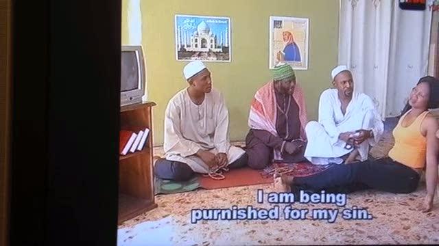Yoruba-TV-Skumle Menn Med Skumle Hensikter