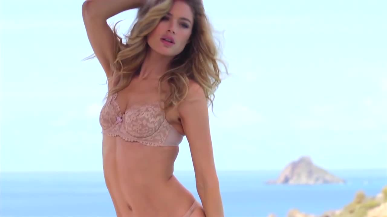 Angels, Islands & Unlined Bras  Behind the Scenes with Victoria's Secret