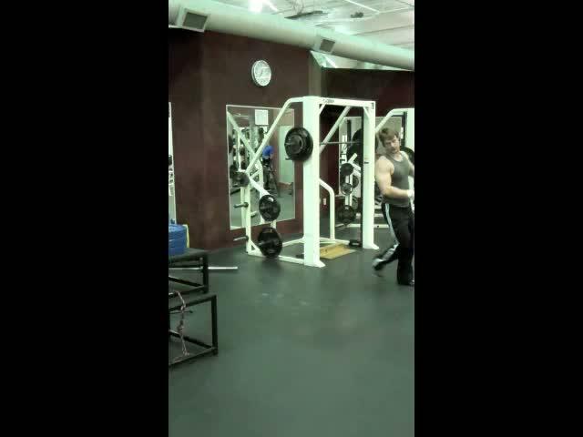 The Anti-boredom workout montage