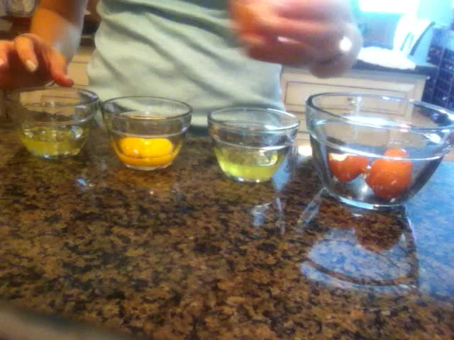 Separating Egg Whites!