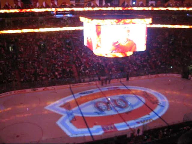 Habs vs. Caps Game 6 at the Bell Centre