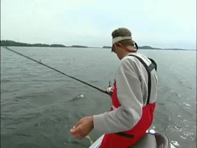 Deep Water Pike Fishing