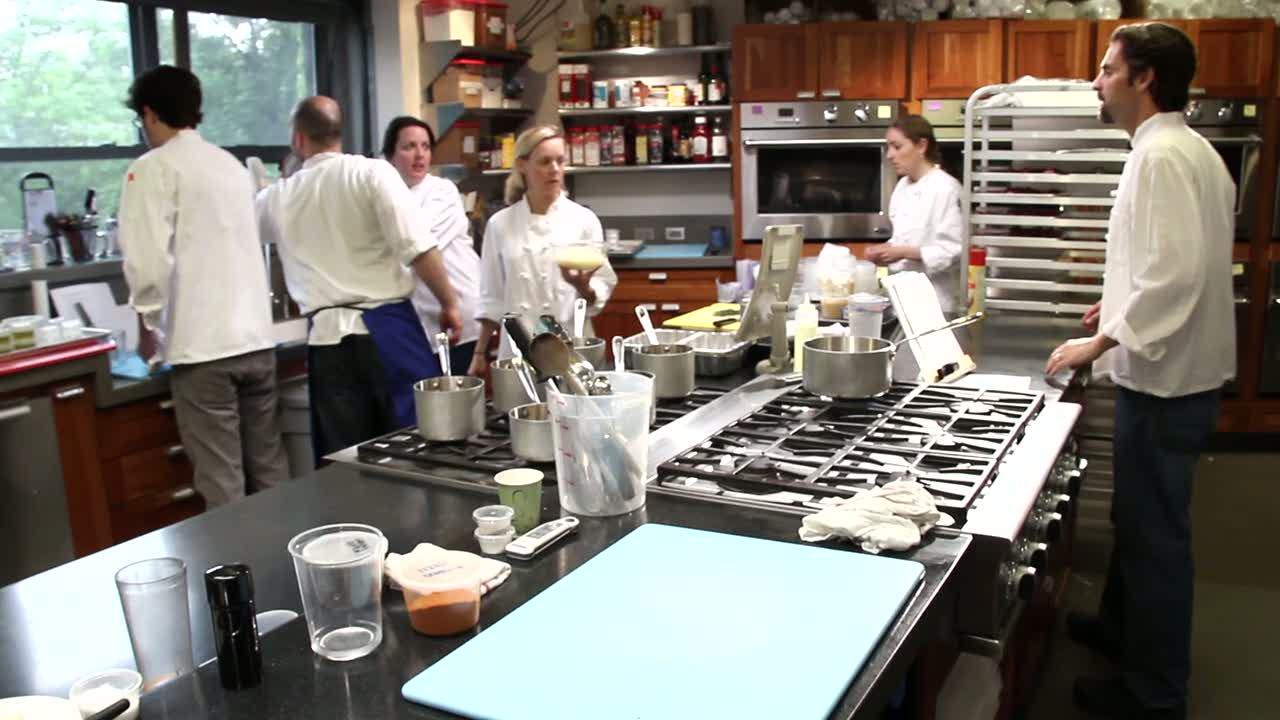 Kimble On Test Kitchen