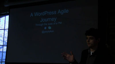 Joey Ryken, Rogers Digital Media: A WordPress Agile Journey Through the Eyes of a Project Manager