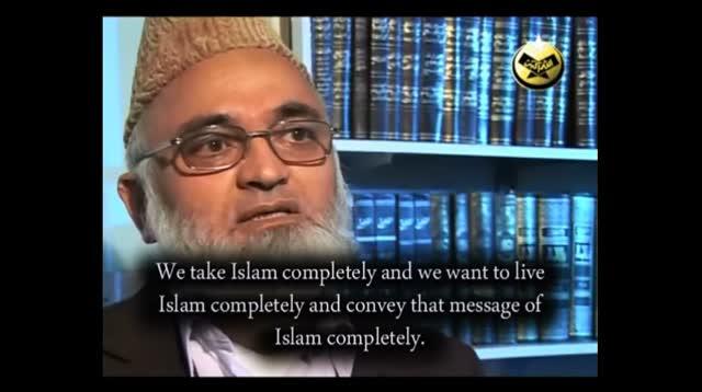 Muhammad Sarfraz Madni – Islam and politics