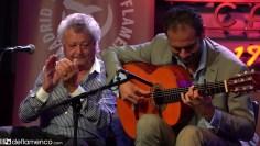 Pansequito & Diego del Morao en Festival Círculo Flamenco de Madrid